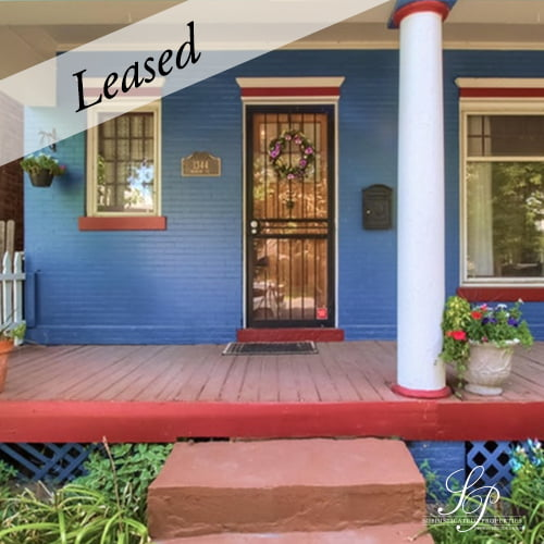 LEASED: Charming, Historic home in Denver
